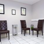 Frazer dental Kingscourt waiting room