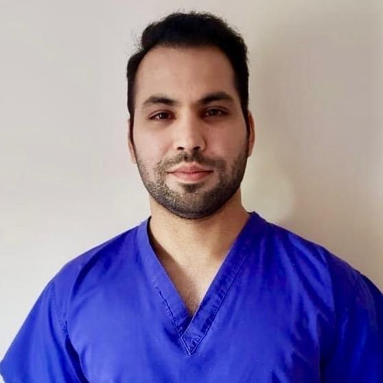 Photo of Dr. Khan